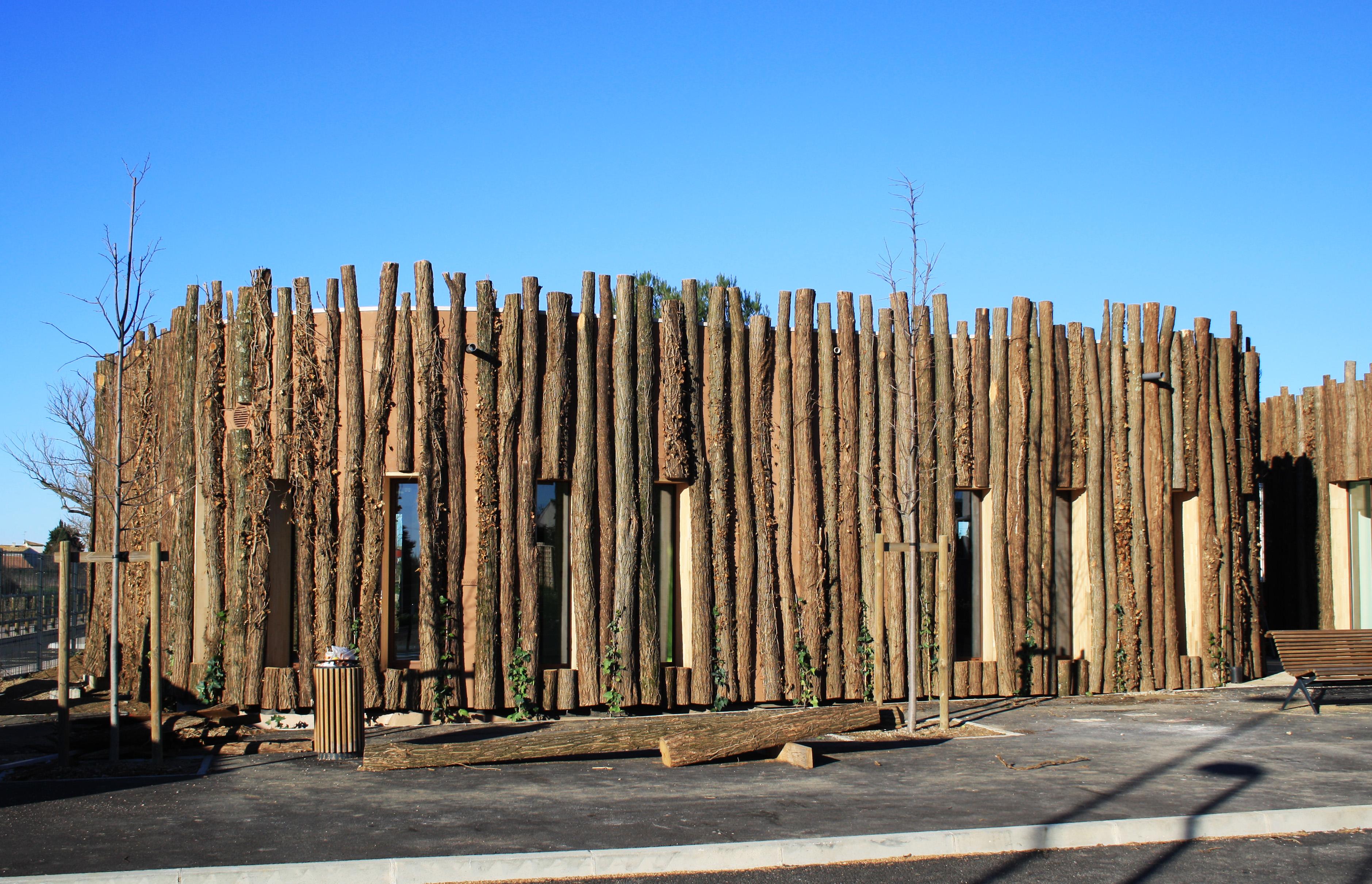 Arboretum tbm for Architecte lunel